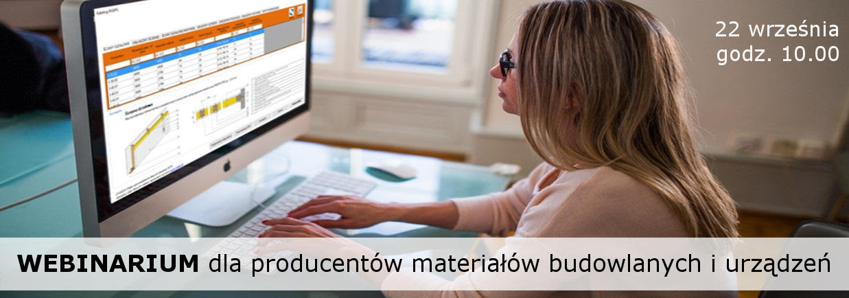 producenci materiałów budowlanych webinarium oprogramowanie autodesk