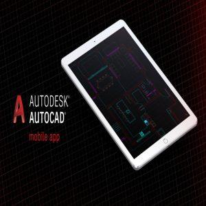 oprogramowanie autocad mobile app
