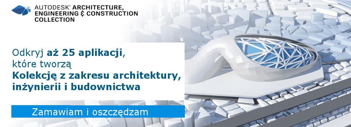 oprogramowanie kolekcja z zakresu architektury inżynierii i budownictwa