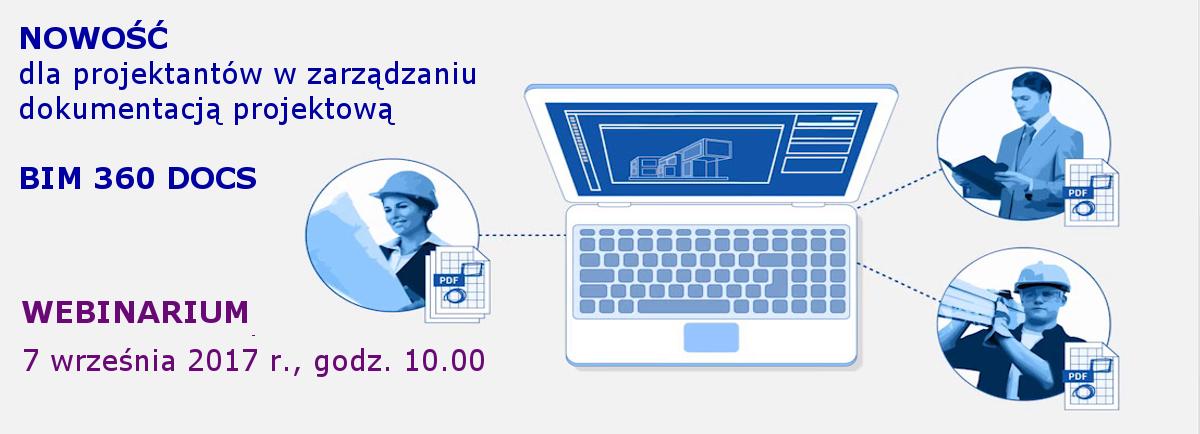 """BIM 360 DOCS NOWOŚĆ dla projektantów w zarządzaniu dokumentacją projektową"""""""