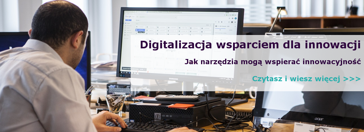 digitalizacja przedsiębiorstwa innowacyjność