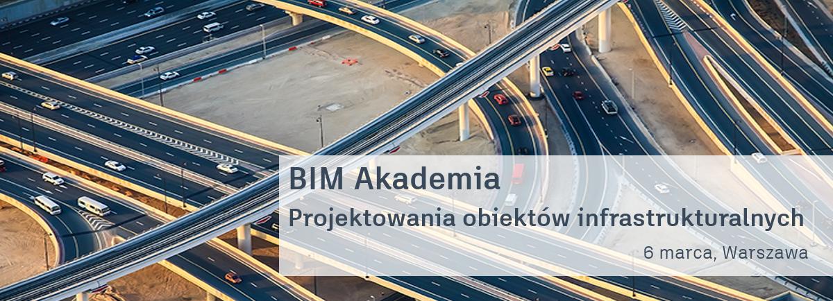 BIM Akademia dla infrastruktury
